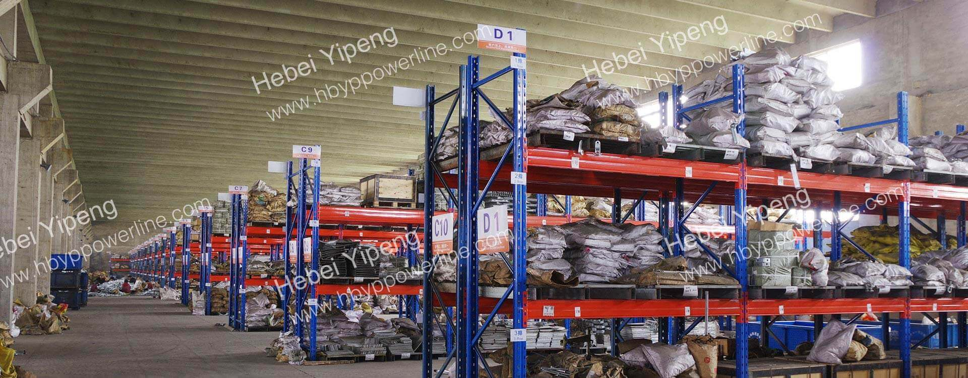 Lipeng Line Equipment Warehouse