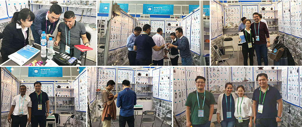 Hebei Yipeng Line Equipment Co., Ltd Had a Booth In 123 Canton Fair.