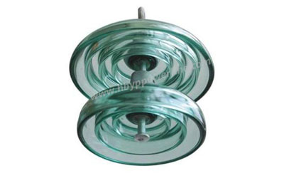 What are the advantages of glass insulators?