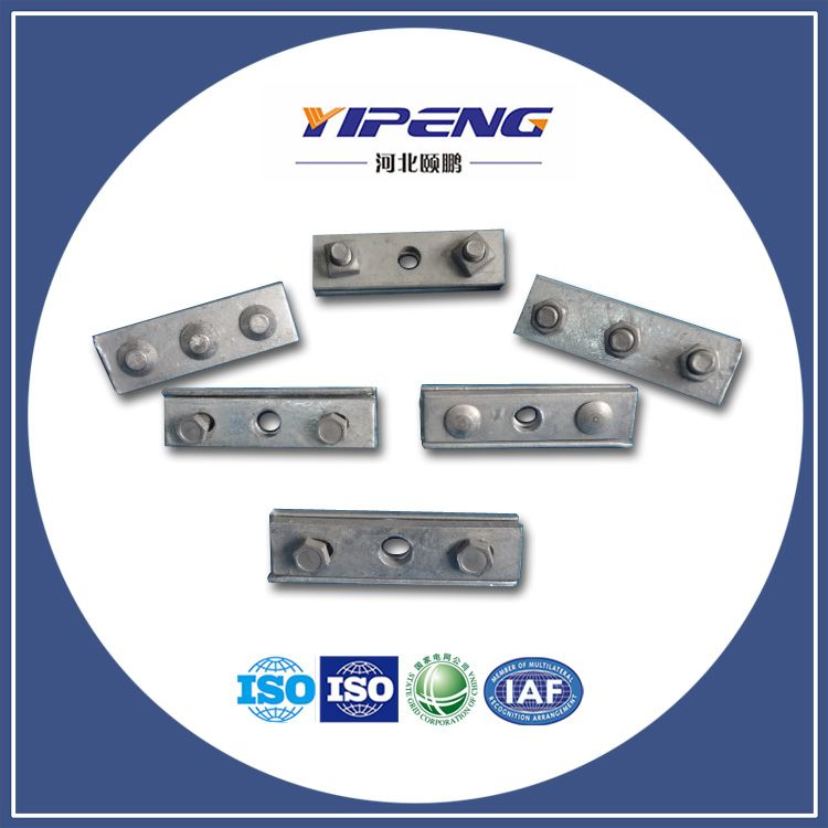 Steel Parallel groove clamp