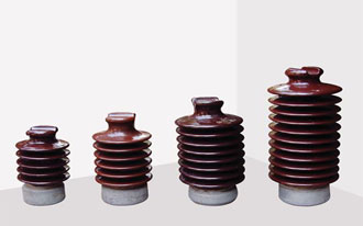 What is the line column insulator?