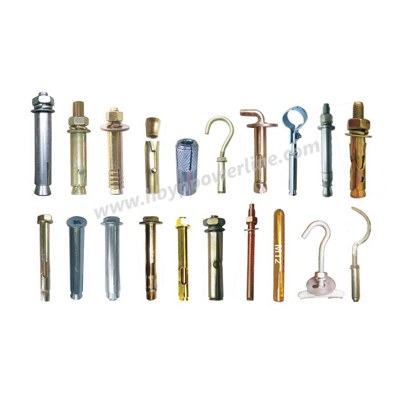 Classification and Use of Overhead Line Fittings